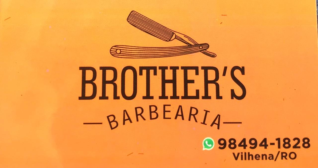 BROTHER'S BARBEARIA  Ligue Certo