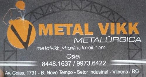 METALÚRGICA METAL VIKK  Ligue Certo