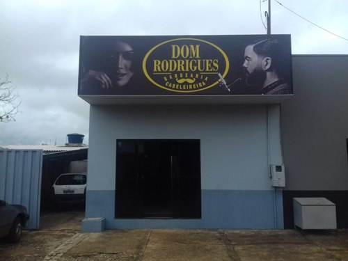 BARBEARIA DOM RODRIGUES  Ligue Certo
