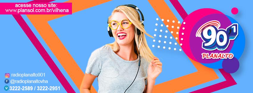 RÁDIO PLANALTO FM 90,1  Ligue Certo
